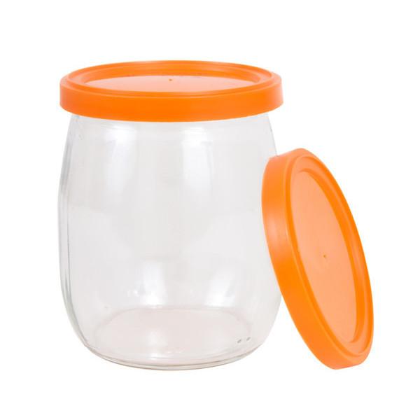 couvercle orange